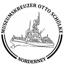 """Otto Schülke"" Shop-Logo"